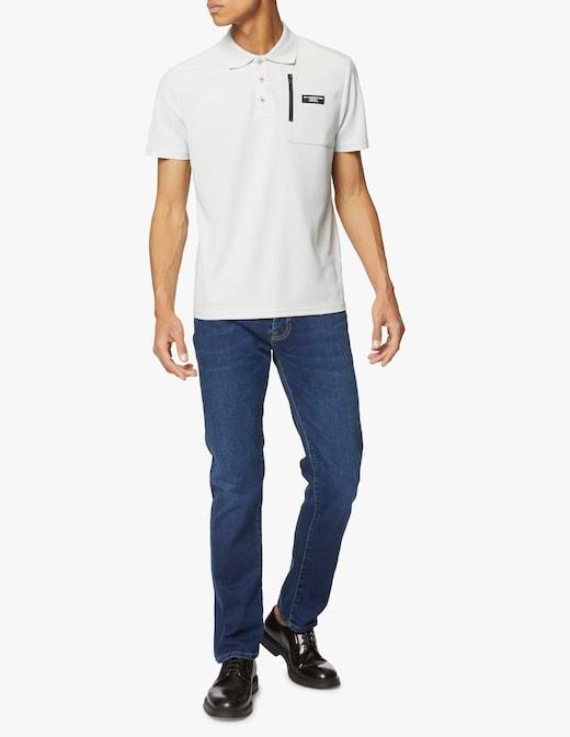 rinascente MooRER Jeans fit regular denim medio