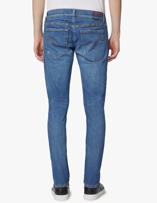 rinascente Dondup Skinny Jeans Ritchie