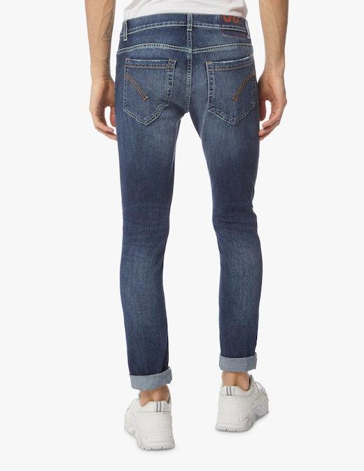 rinascente Dondup George skinny fit jeans