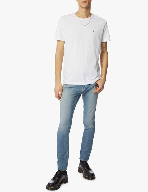 rinascente Dondup Jeans strappati mius