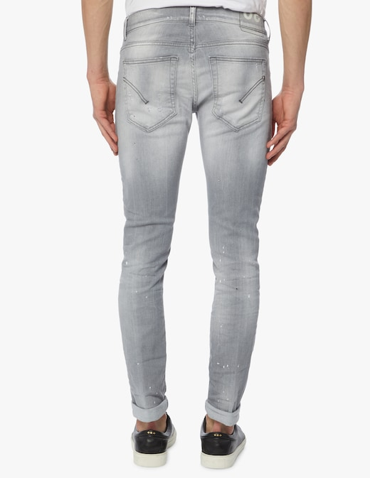 rinascente Dondup Jeans strappati ritchie