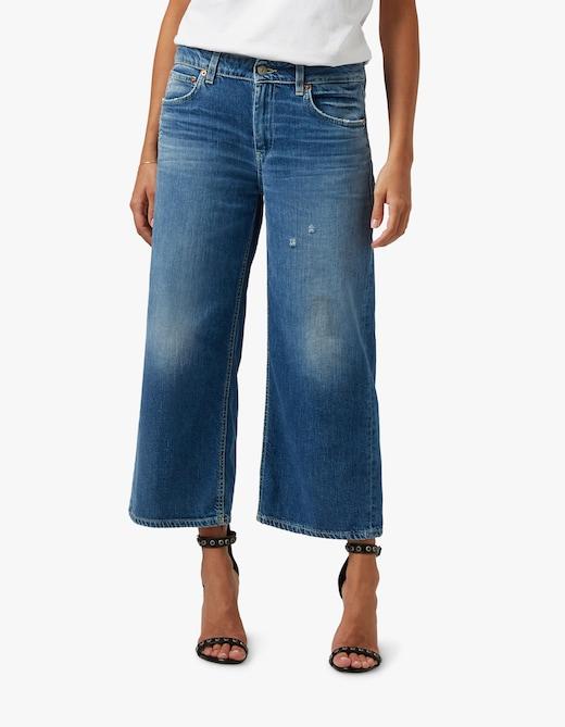rinascente Dondup Jeans a gamba larga Avenue