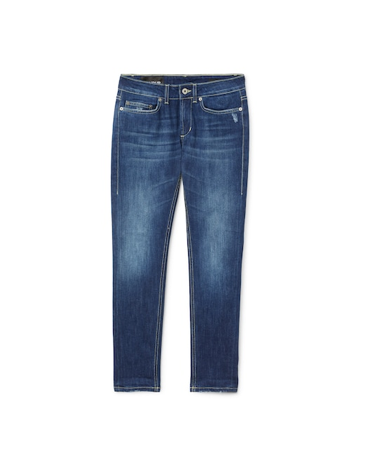 rinascente Dondup Low rise skinny jeans