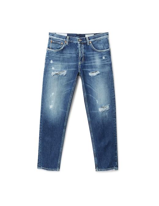 rinascente Dondup Slim brighton jeans