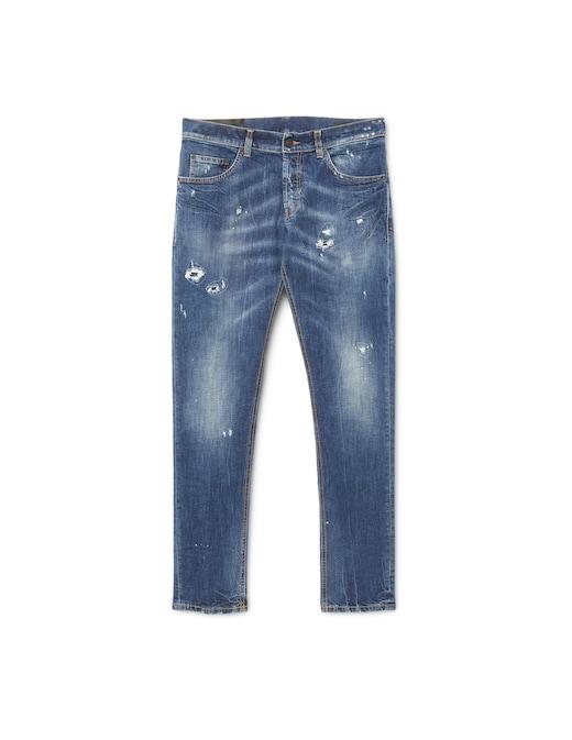 rinascente Dondup Slim mius jeans