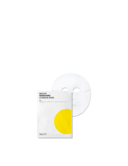 rinascente Face D Instant Resfreshing Aftersun Mask
