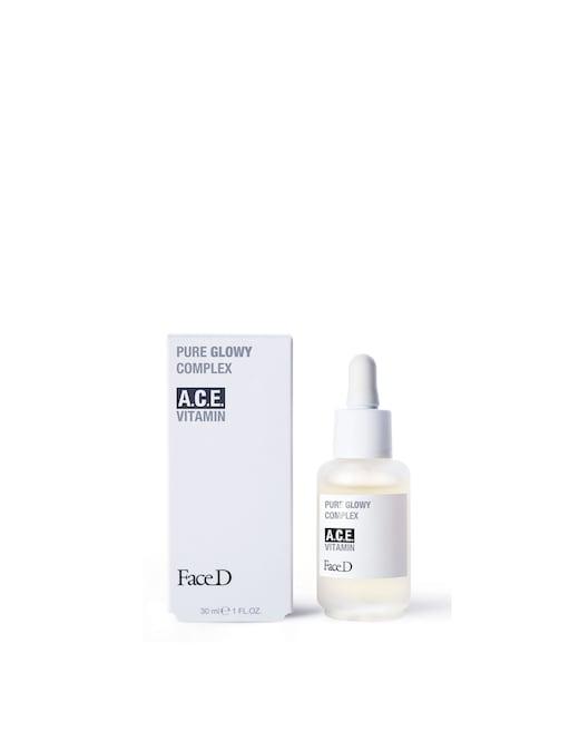 rinascente Face D Siero Pure Glowy Complesso Vitamina A.C.E.