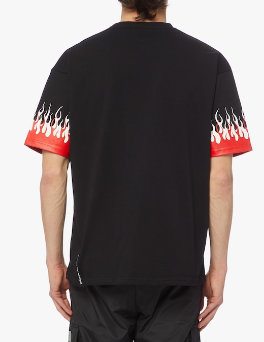 rinascente Vision of Super T-shirt Double Flames