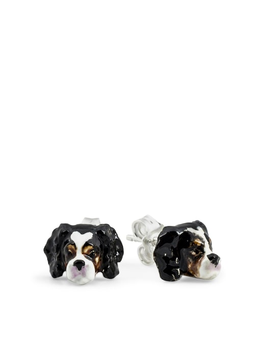 rinascente NOVE25 Pair earrings cavalier king