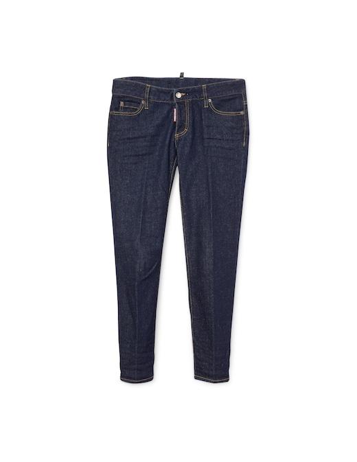 rinascente Dsquared2 Jeans crop a vita media