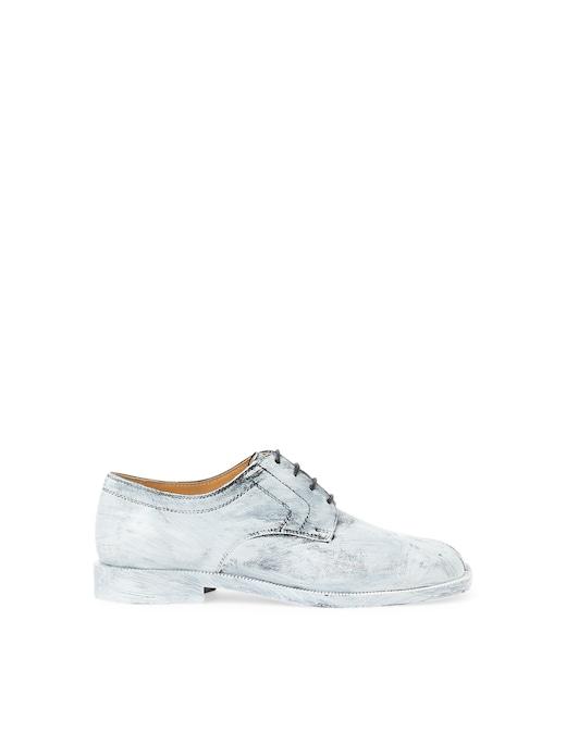 rinascente Maison Margiela Tabi lace-ups shoes