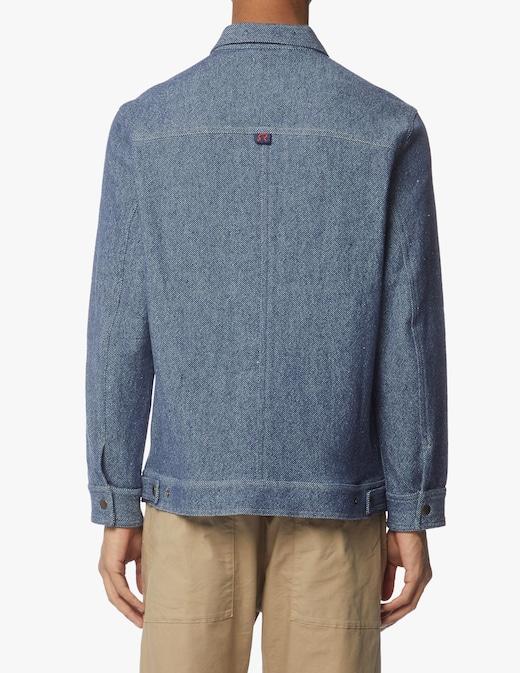 rinascente Rifò La giacca di jeans riciclati ernesto