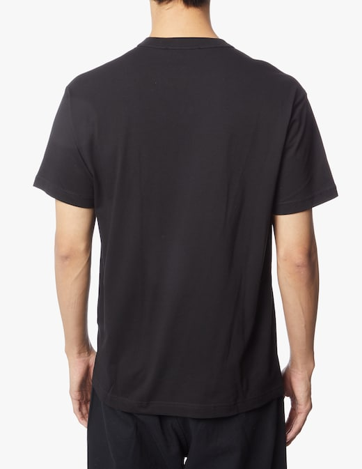 rinascente Versace Jeans Couture T-shirt girocollo in cotone label warranty