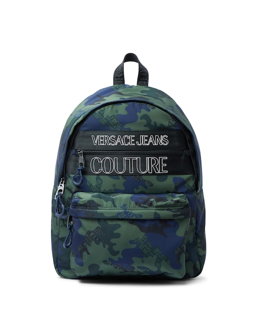rinascente Versace Jeans Couture Logo backpack