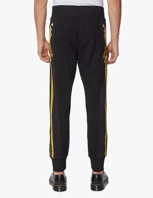 rinascente Versace Jeans Couture Pantalone tuta stampa barocca