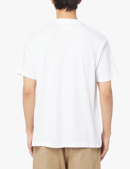 rinascente Versace Jeans Couture T-shirt girocollo in cotone medusa