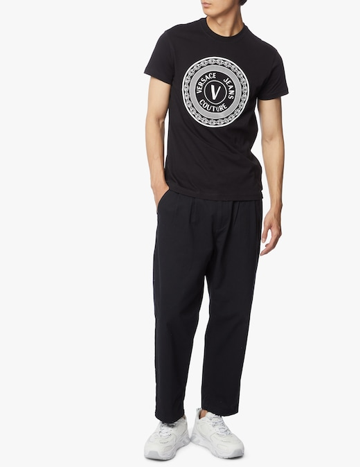 rinascente Versace Jeans Couture T-shirt with logo