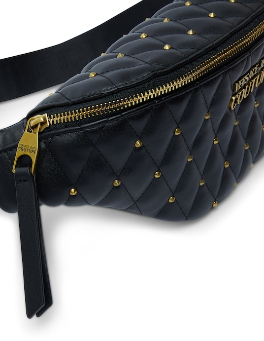 rinascente Versace Jeans Couture Marsupio con logo