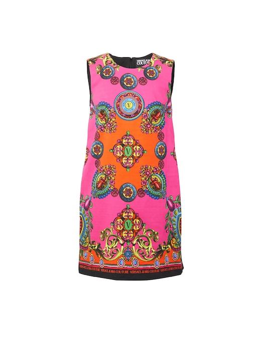 rinascente Versace Jeans Couture Sleeveless mini dress