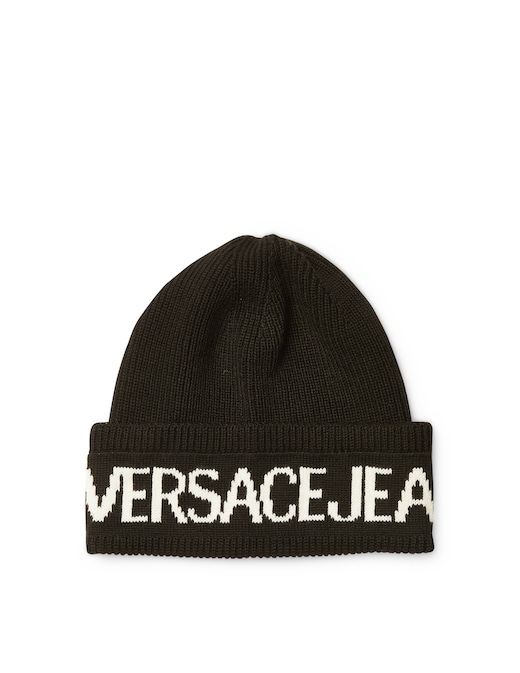 rinascente Versace Jeans Couture Baseball logo lettering hat