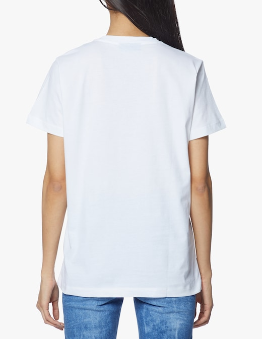 rinascente Diesel T-shirt in cotone con stampa