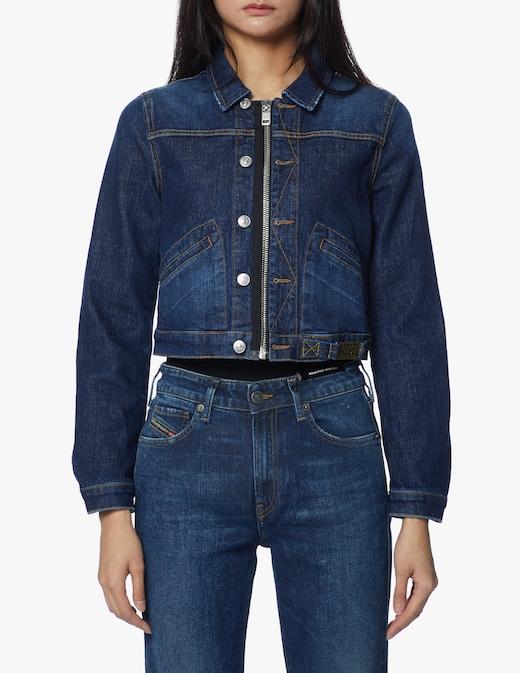rinascente Diesel Giacca di jeans De-Blondy