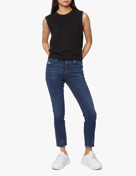 rinascente Diesel Jeans a gamba dritta Babhila