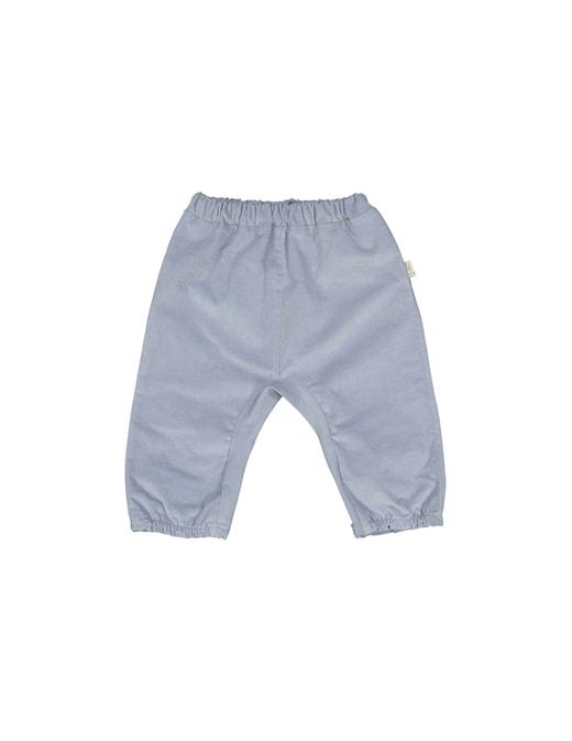 rinascente Filobio Velvet baby trousers