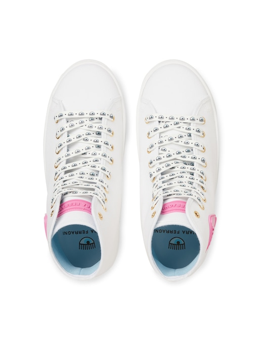 rinascente Chiara Ferragni Sneakers alte Eyelike