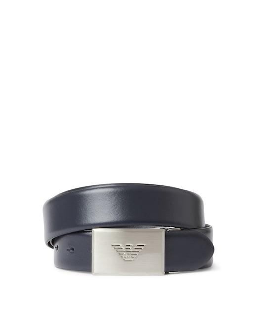rinascente Emporio Armani Plate belt