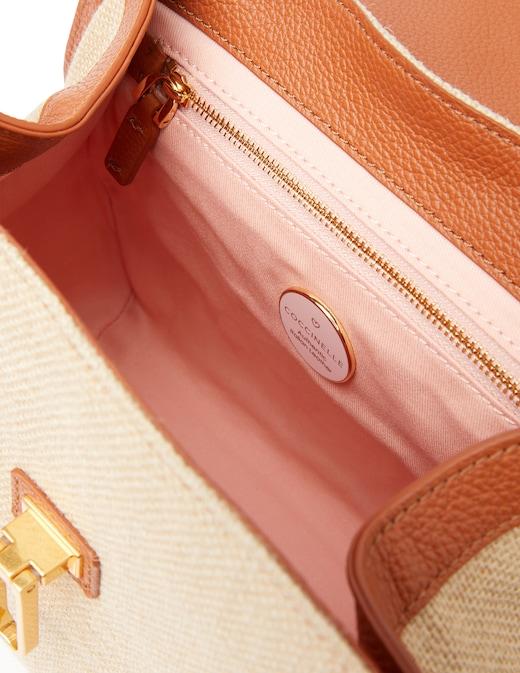 rinascente Coccinelle Handbag Jute