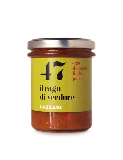 rinascente Lazzari Ragù di verdure sauce