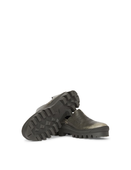 rinascente Henry Beguelin Leather flat shoes
