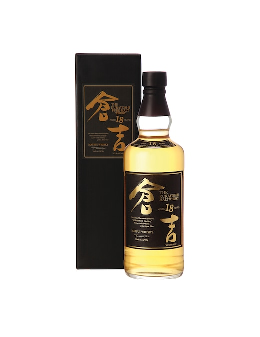 rinascente Kurayoshi Pure Malt Whisky 18 Years Old