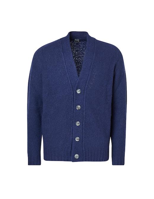 rinascente Fedeli Eco cashmere wool cardigan