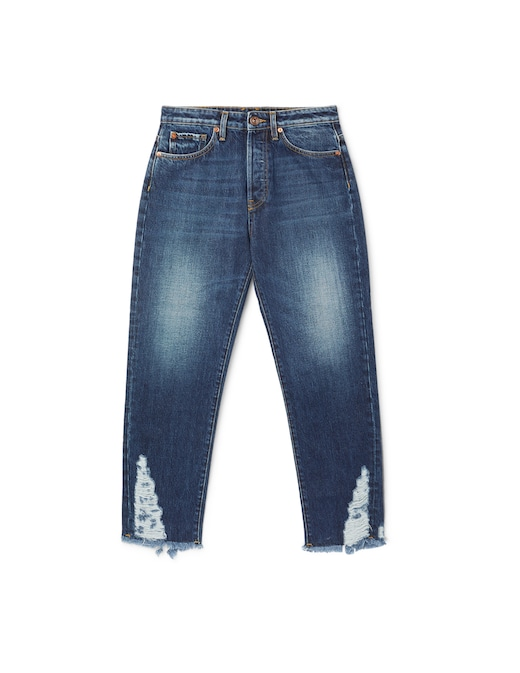 rinascente 3X1 High rise boyfriend jeans