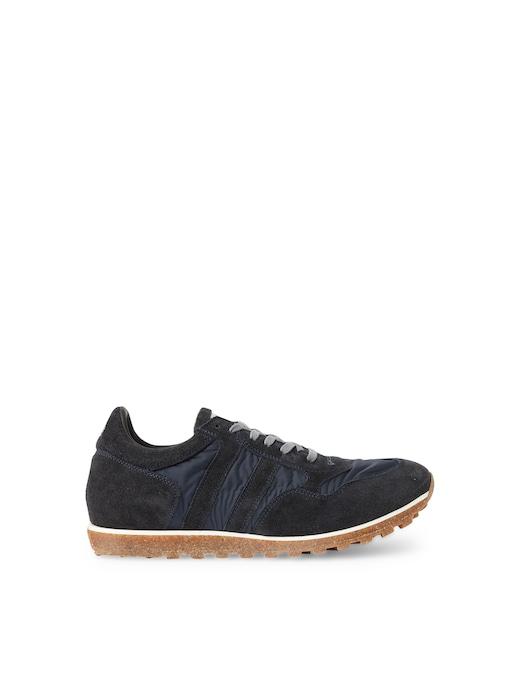 rinascente Alberto Fasciani Sneakers in suede