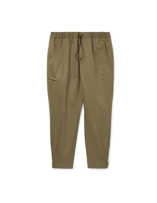 rinascente PT01 Wool cargo pants