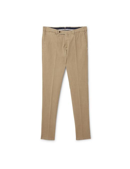 rinascente PT01 Delave stretch slim fit pants