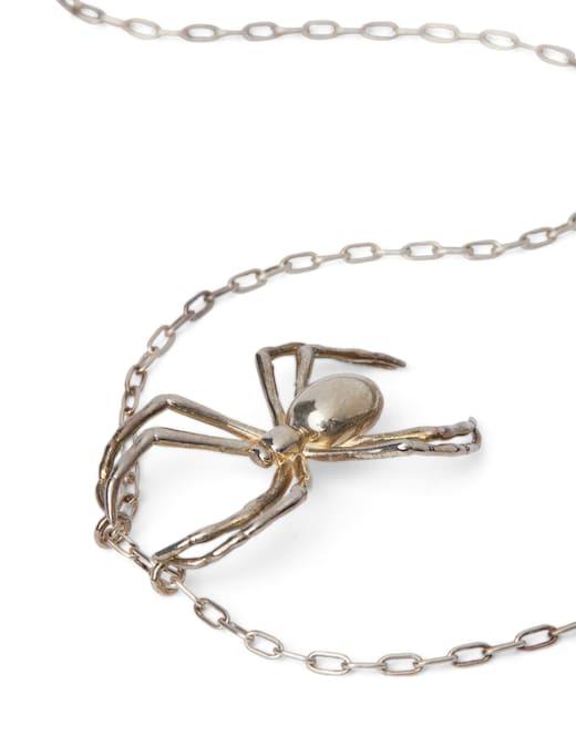 rinascente Ambush Collana con ragno in metallo