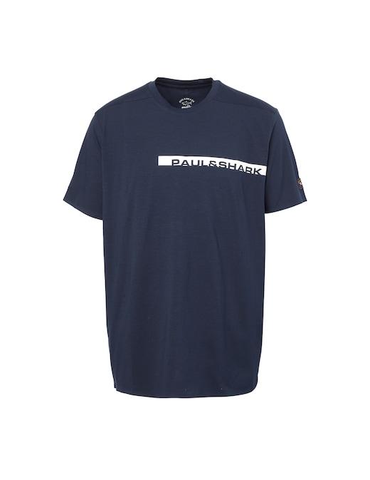 rinascente Paul & Shark Basic logo t-shirt