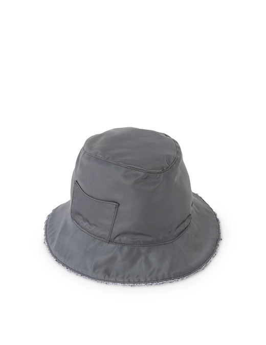 rinascente Flapper Faux fur bucket hat Sisi
