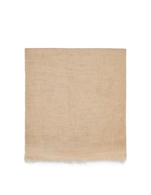 rinascente Faliero Sarti Modal and silk plain colour scarf
