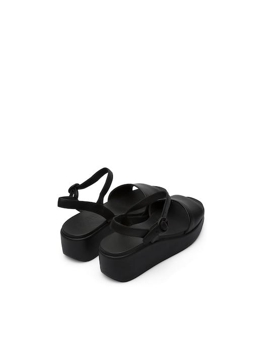 rinascente Camper Platform leather sandals