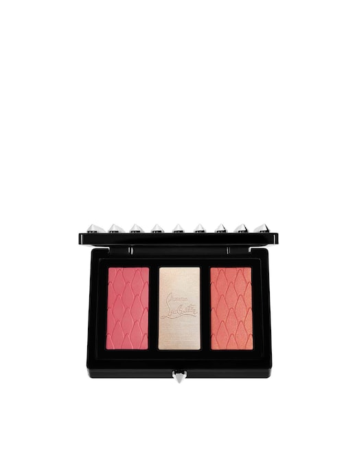rinascente Christian Louboutin La Palette blush & highlighter refill So Delikate