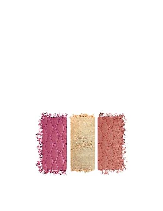 rinascente Christian Louboutin La Palette blush & highlighter refill So Privé