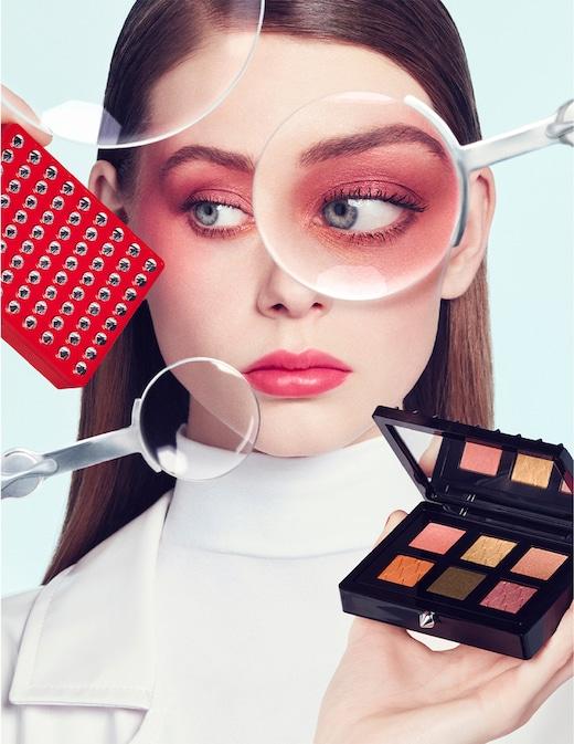 rinascente Christian Louboutin La Palette eyeshadow refill Rose Pigalle