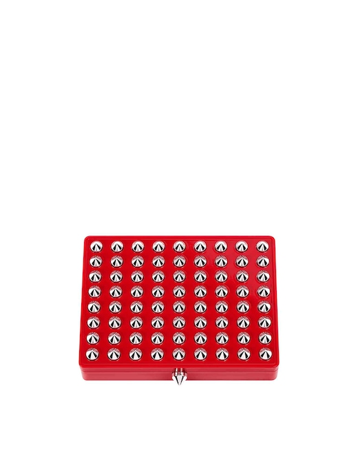 rinascente Christian Louboutin La Palette refillable case Rouge Louboutin