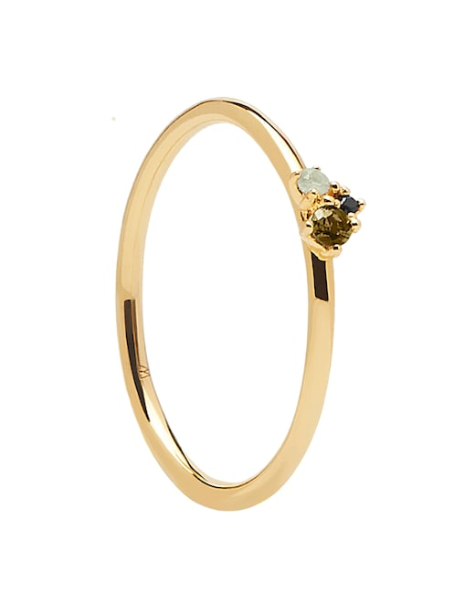rinascente PD Paola Atelier Lime Blush ring