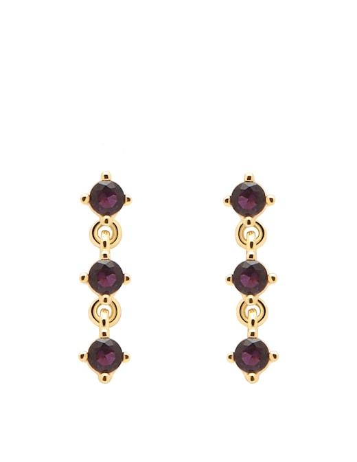 rinascente PD Paola Cavalier Scarlet earrings